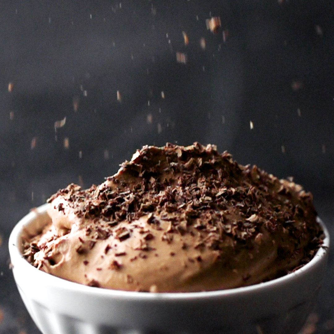 Simple Moments - Chocolate Mousse