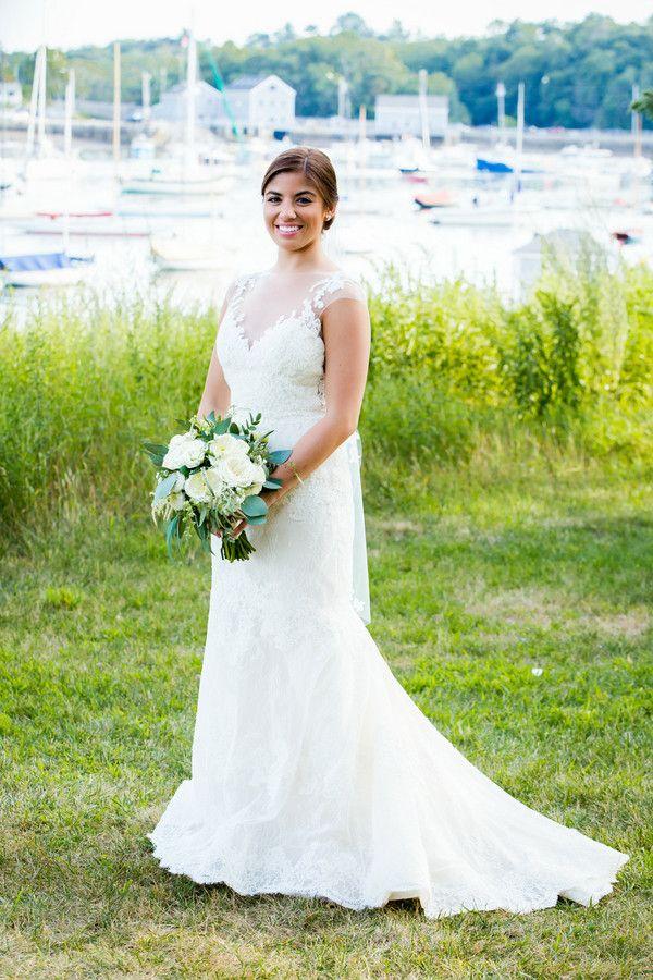 Massachusetts Country Club Wedding | D, Photos and Massachusetts