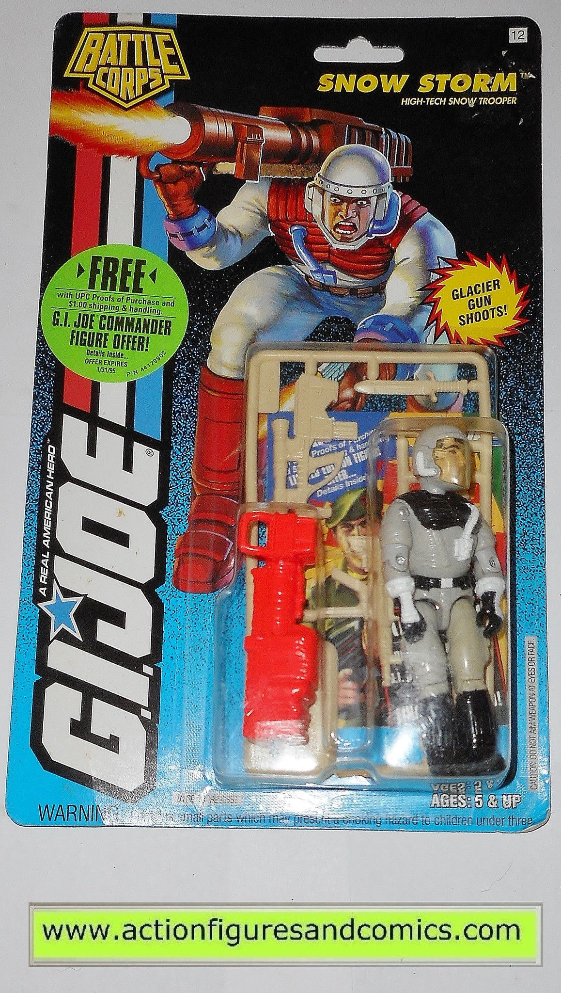 Hasbro Toys for sale to G I JOE vintage action figures 1994
