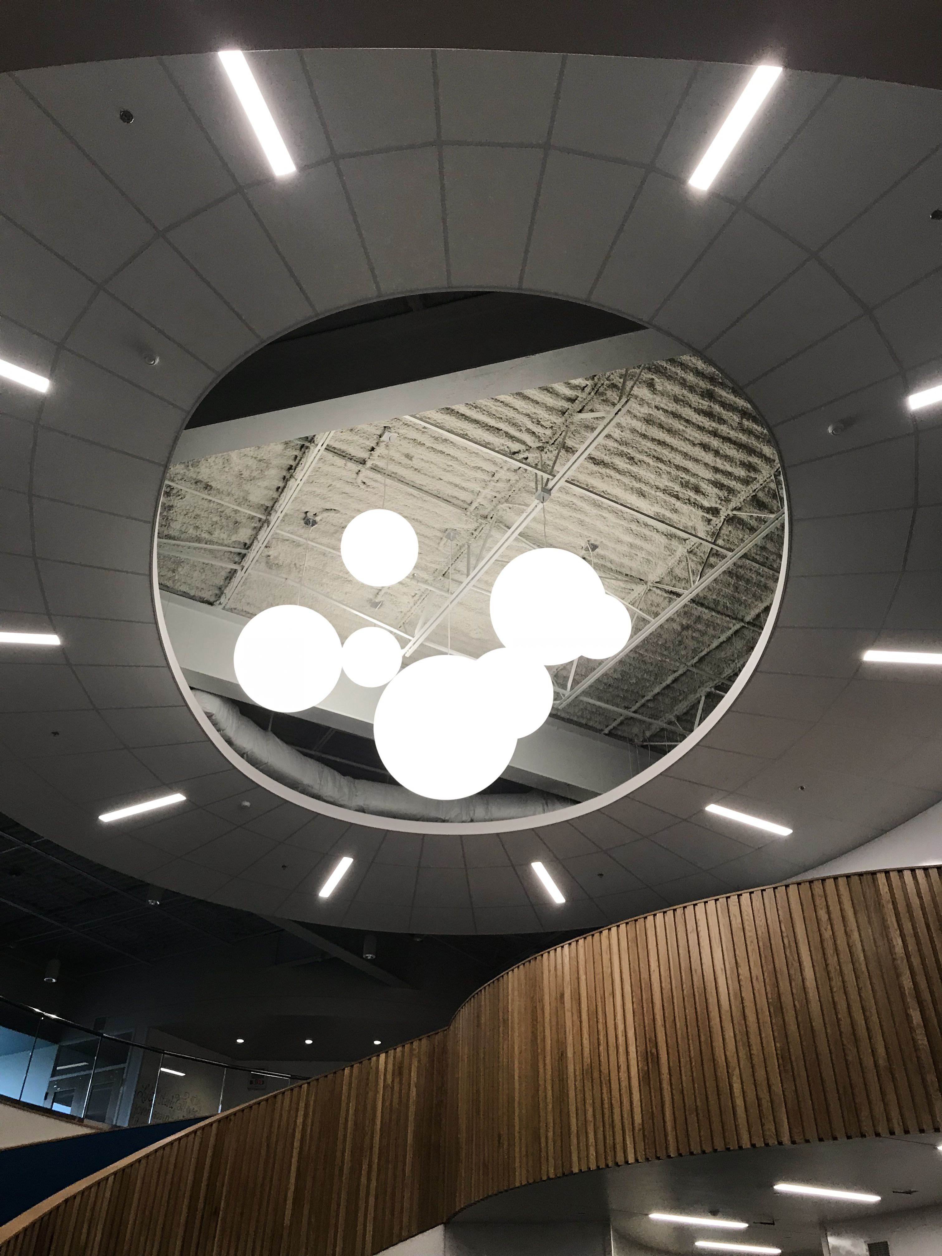 The Timeless Geometry Of Spheres By Spi Lighting Are