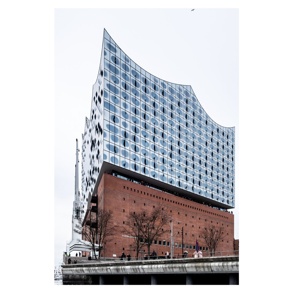 Elbphilharmonie Picture Gallery In Hamburg Germany Herzog Amp De Meuron S Elbphilharmonie Hamburg Germany A 2017 Wi In 2020 Building Winter Travel East Germany