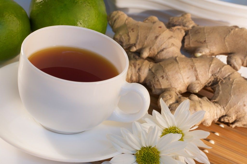 Prepare Syrup And Tea From Ginger - Cure For Many Diseases