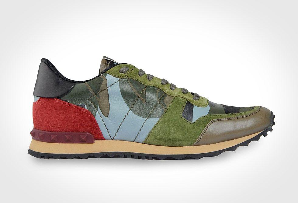 sale retailer 36d2b 9ea68 Zapatos De Hombres · Entrenadores · Valentino sneaker