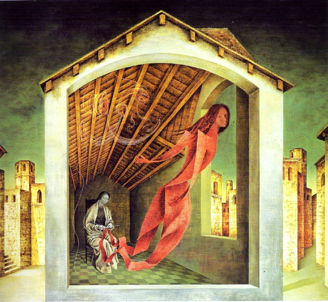 La Arte In Spanish Remedios Varo