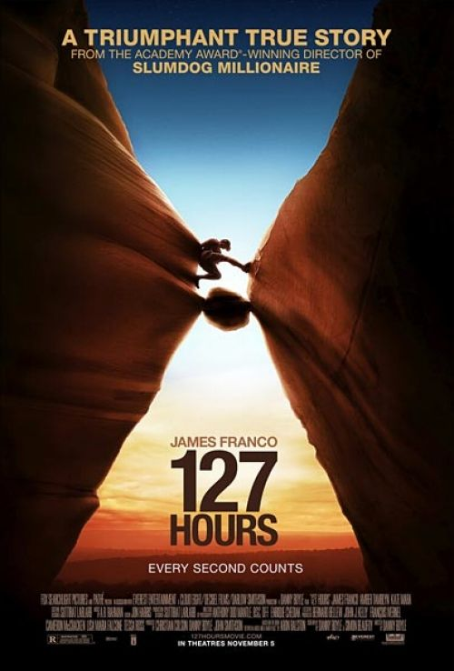 127 Hours Inspirational Movies Best Movie Posters Survival Movie