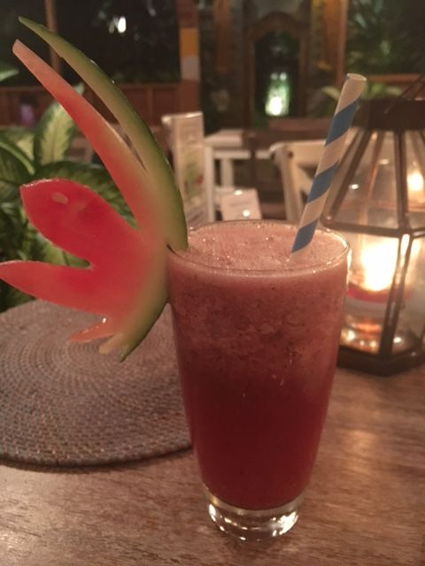 Yoga Searcher Bali - Watermelon Juice #Bali #Travel #Watermelon #Juice
