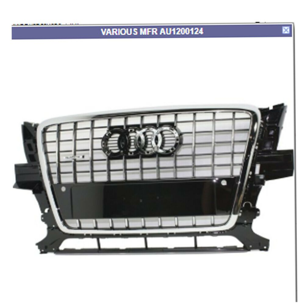 For 1985-1994 Chevy Astro Grille Material Black W//O Chrome Strip New