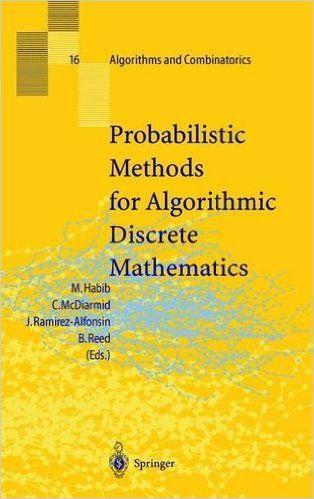 Probabilistic methods for algorithmic discrete mathematics probabilistic methods for algorithmic discrete mathematics algorithms and combinatorics free ebook fandeluxe Choice Image