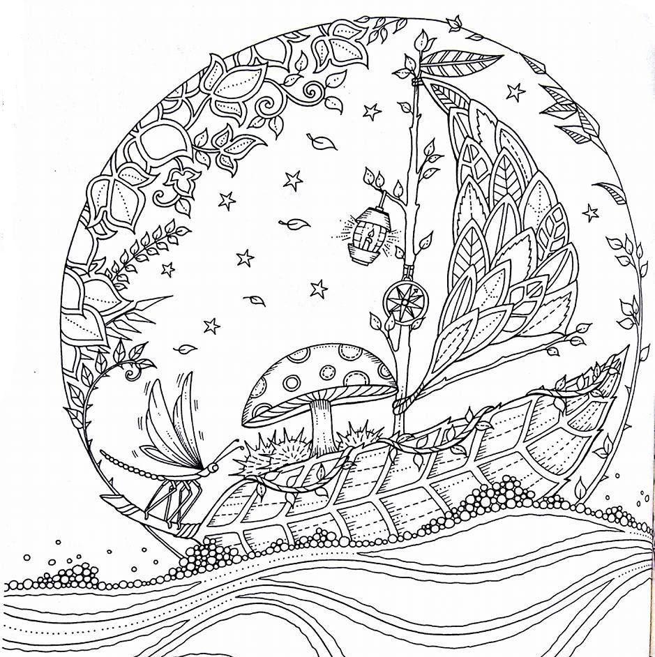 Sailing Bubble colouring page | Mandalas para pintar | Pinterest ...