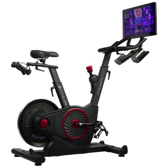 Echelon Connect Smart Bike In 2020 Biking Workout Recumbent