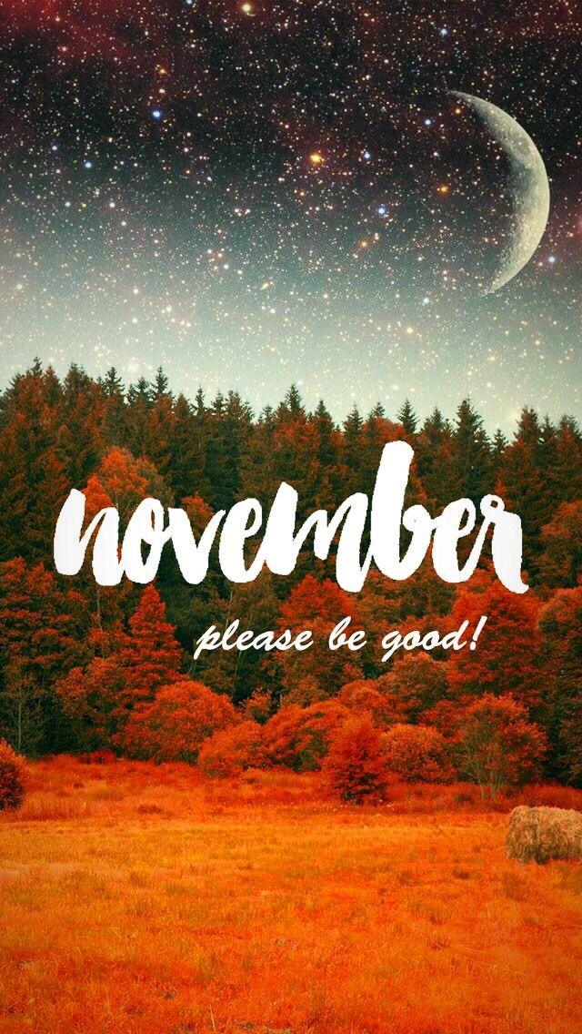 Wallpaper iPhone November ⚪️ November wallpaper, Fall