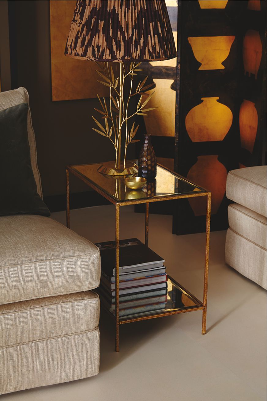 Triomphe Side Table In 2019 New Flat Table Antique