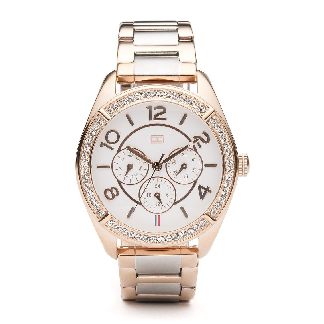 Tommy Hilfiger Gracie Watch. Classic women's chronograph