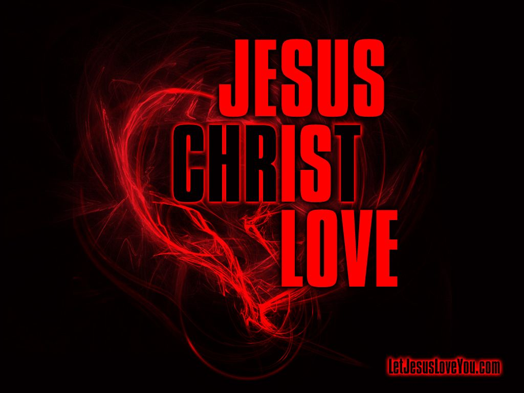 Christian Wallpaper from Let Jesus Love You | Christianity
