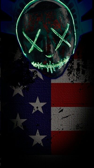 A Purge Election Year Inspired Wallpaper