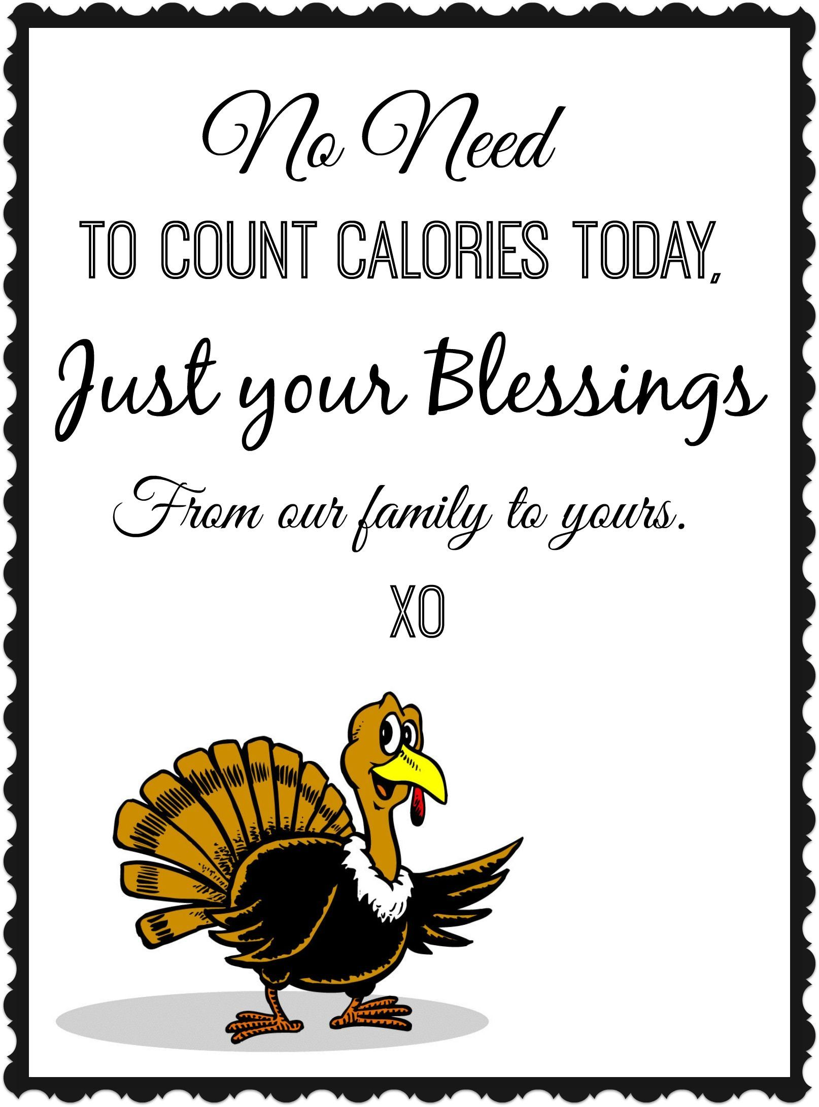 Thanksgiving Quotes For Family Count Your Blessings Thanksgiving Thanksgiving Pictures Thanksgiving