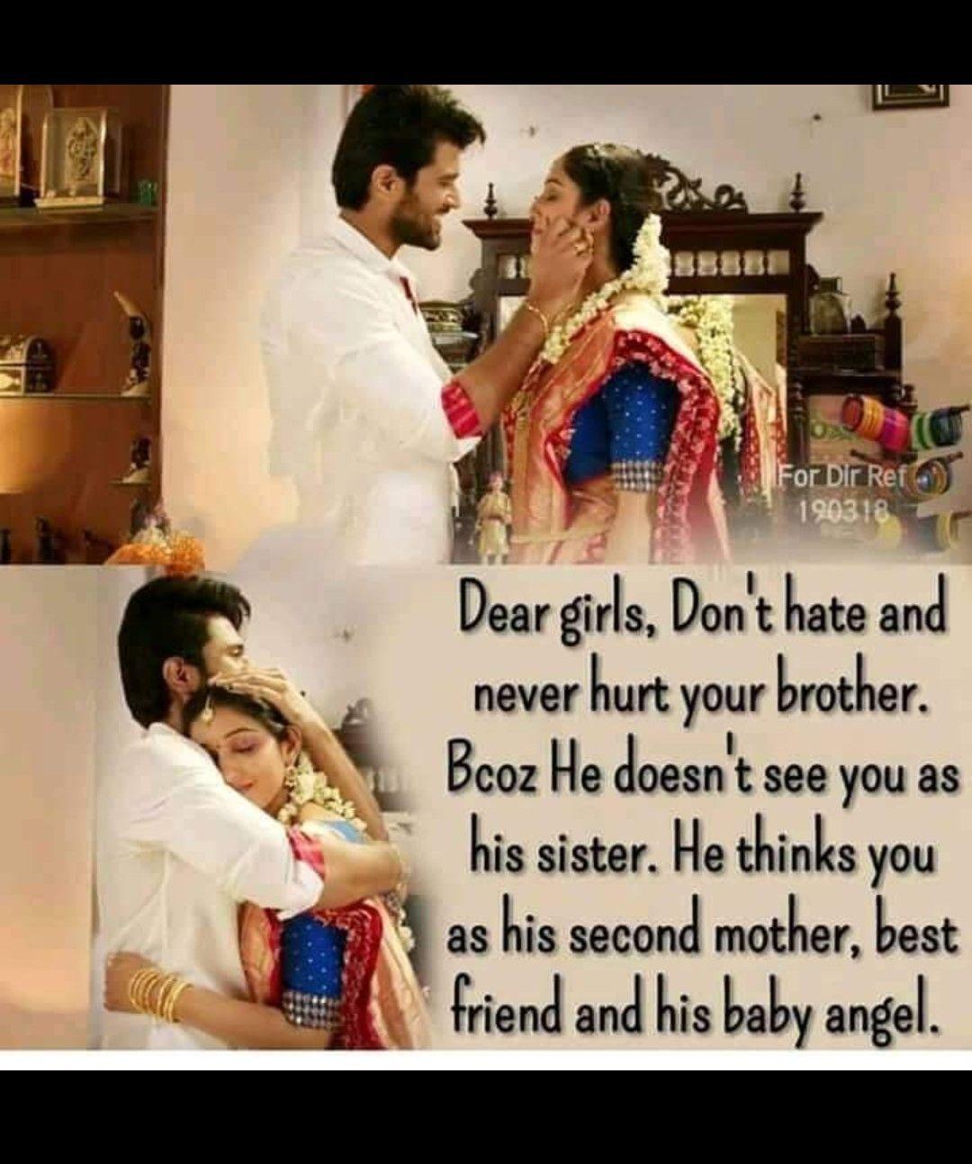 Pin By Sneha Koli On Thoughts Cute Sister Quotes Brother Sister Quotes Sister Quotes Funny