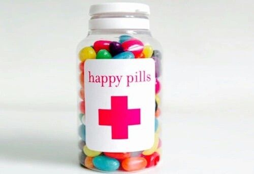 Image via We Heart It #anxiety #better #candy #color #help