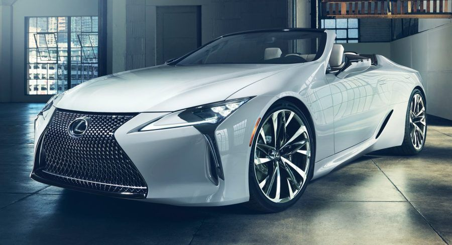 All New 2020 Lexus Lc Convertible From 92 300 In The U S Autos Hoy Lexus Lc Lexus Convertible Lexus Coupe
