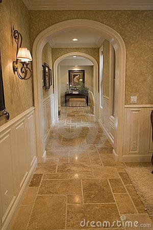 Mansion Luxury House interior hallways Luxury Home