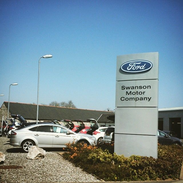 Swanson Ford Pottery Road, Kingsteignton Newton Abbot