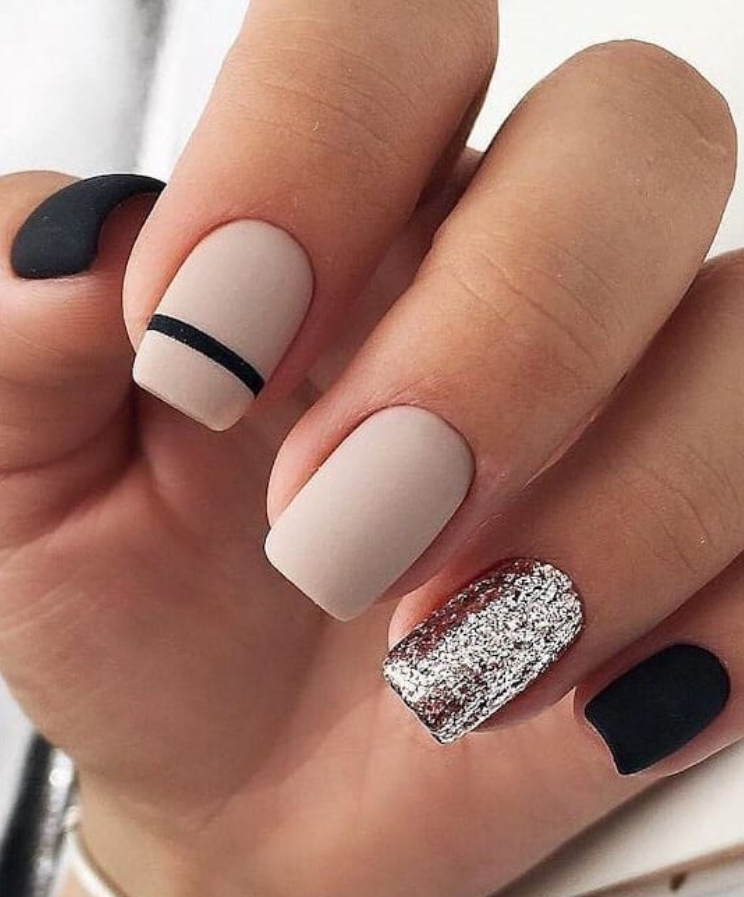 24 Elegant Acrylic White Nail Design For Short Square Nails In Summer Page 22 Of 24 Latest Fashion Trends For Woman In 2020 Elegant Nails Elegant Nail Art Pretty Nails