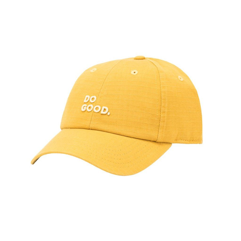 More Than Just A Stylish Lid Or A Tried And True Shower Substitute The Cotopaxi Do Good Ball Cap Reminds You To Take Some Best Caps Ball Cap Guy Friend Gifts