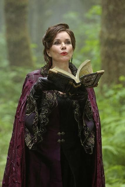 Cora Played By Barbara Hershey On Once Upon A Time With Images
