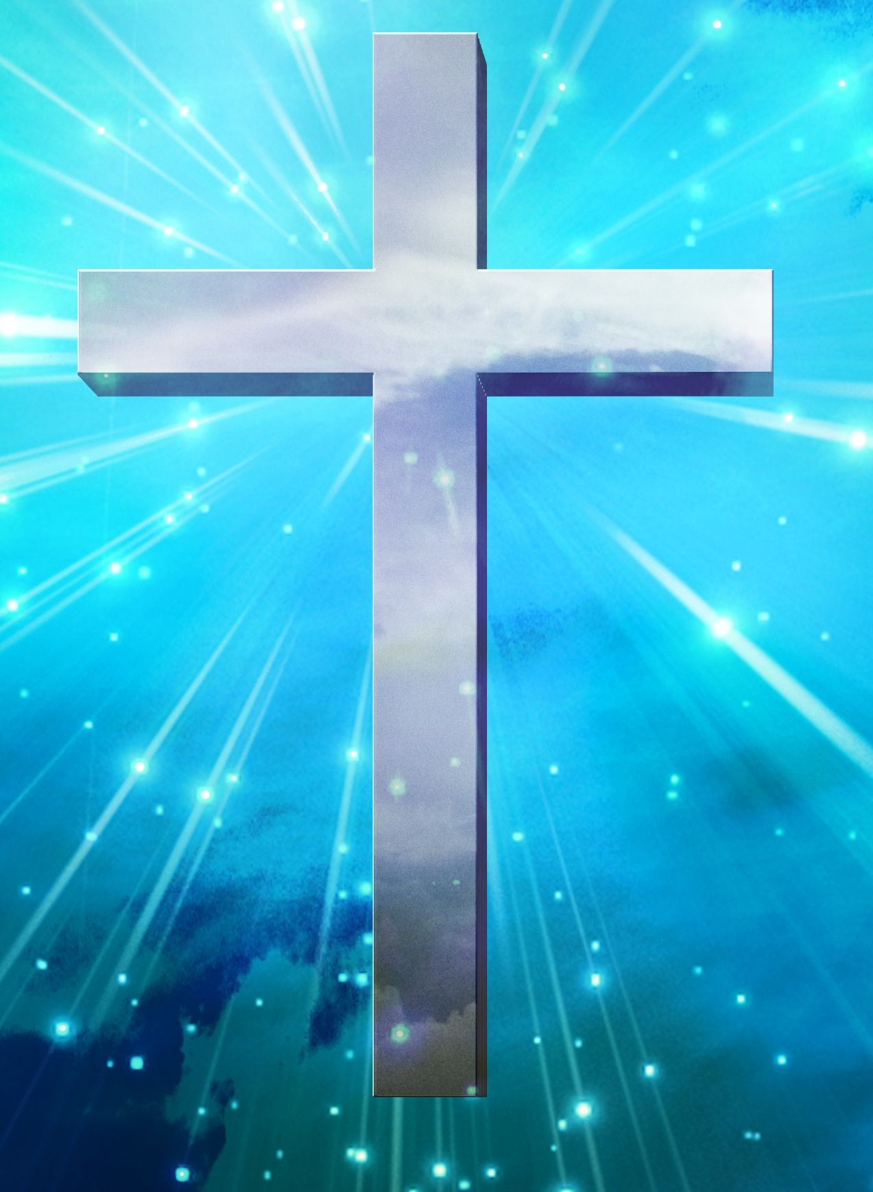 Christian wallpapers Cross pictures