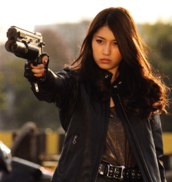 Mayuko Arisue as Erika...