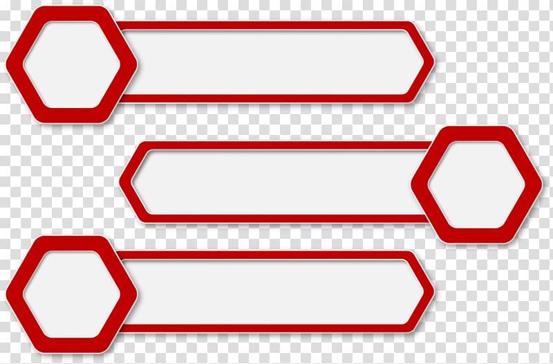 Red Border Three White Dialogue Boxes Transparent Background Png Clipart Desain Banner Kartu Nama Desain Web