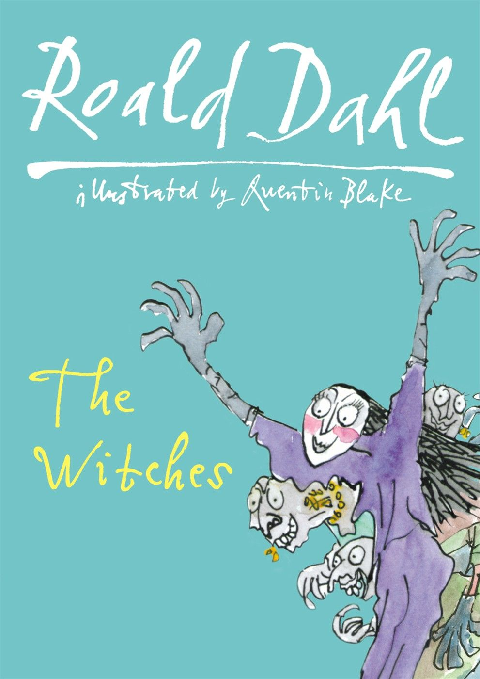 Workbooks the witches roald dahl worksheets : Roald Dahl's The Witches, illustrated by Quentin Blake. | story ...