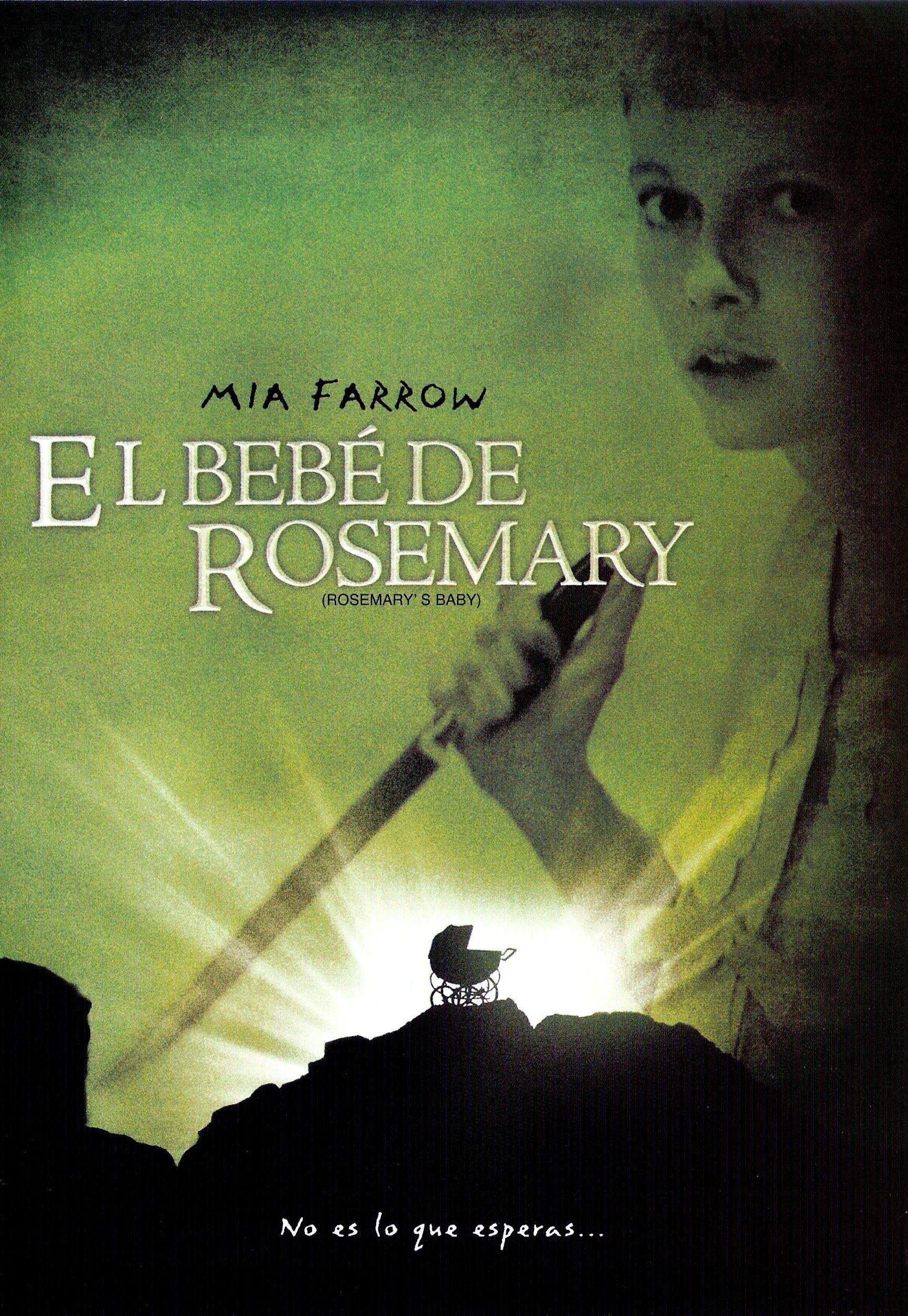 El Bebé De Rosemary 1968 Roman Polanski El Bebe De Rosemary Peliculas De Terror Peliculas Audio Latino Online
