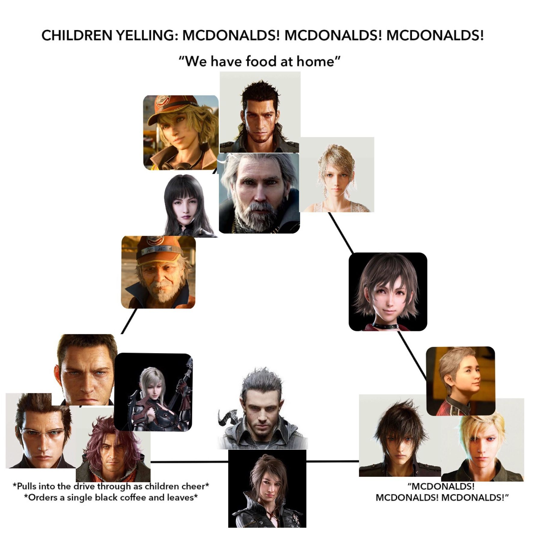 Me FFXV is such an amazing game, I should really stop