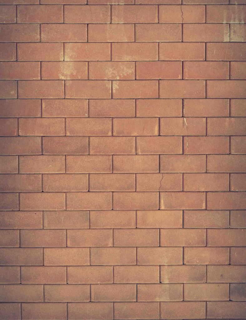 Retro City Red Brick Wall Background Photography White Walls