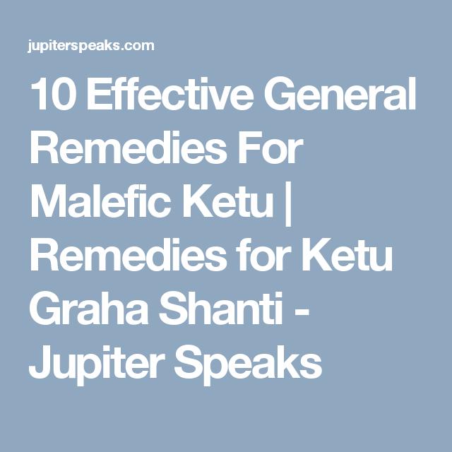 10 Best Home Remedies for Ketu | nawgrah | Ketu remedies