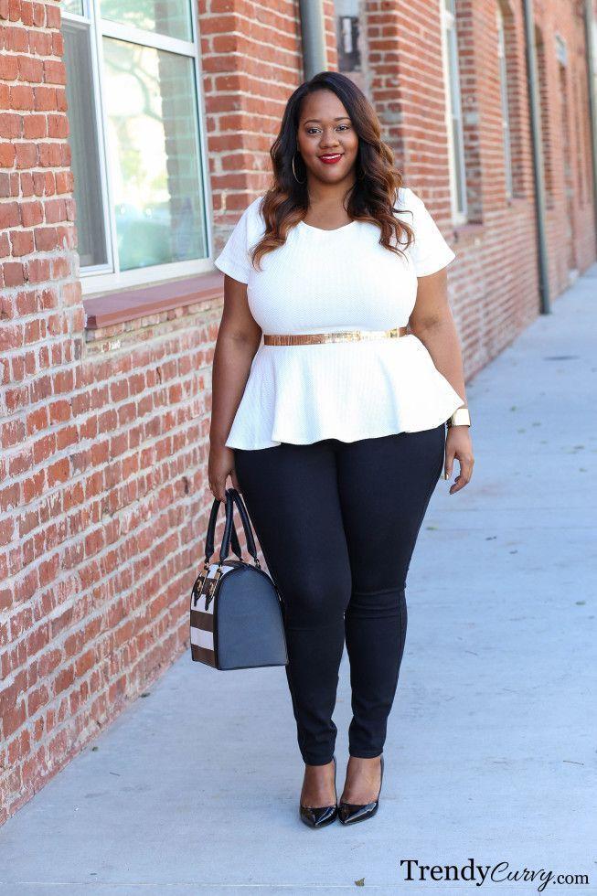 FTF Denim Lookbook | Plus size outfits, Plus size fashion ...