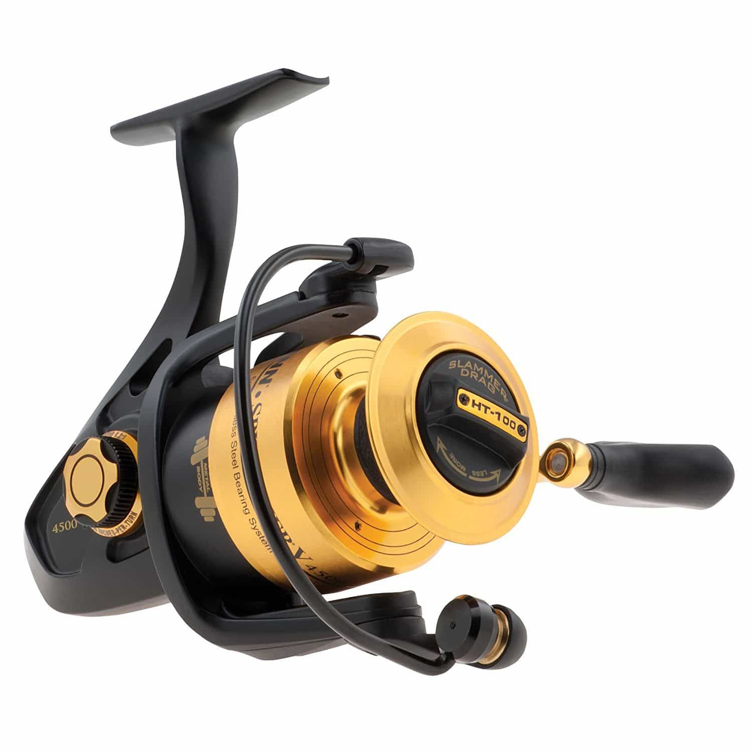 Top 10 Best Spinning Reels In 2020 Reviews Purchasing Guide For Buyers Hqreview Fishing Spinning Reels Fishing Reels Spinning Reels