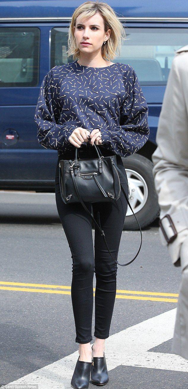 Emma Roberts dating 2014