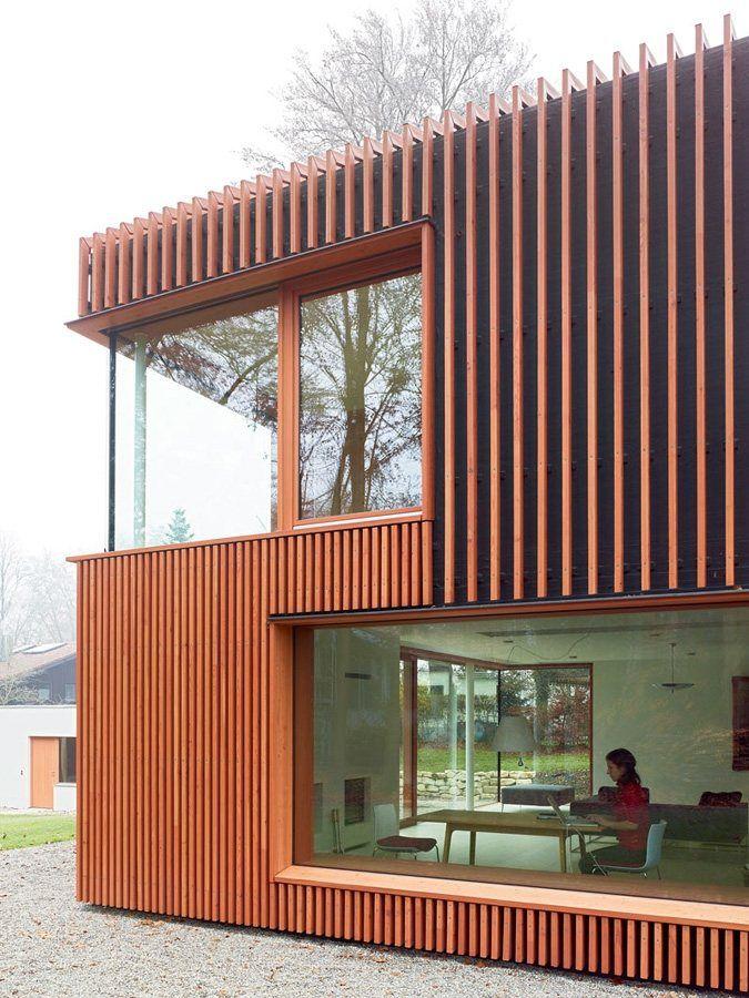 House 11x11 by Titus Bernhard Architekten House and Architecture - designer mobel liegestuhl curt bernhard