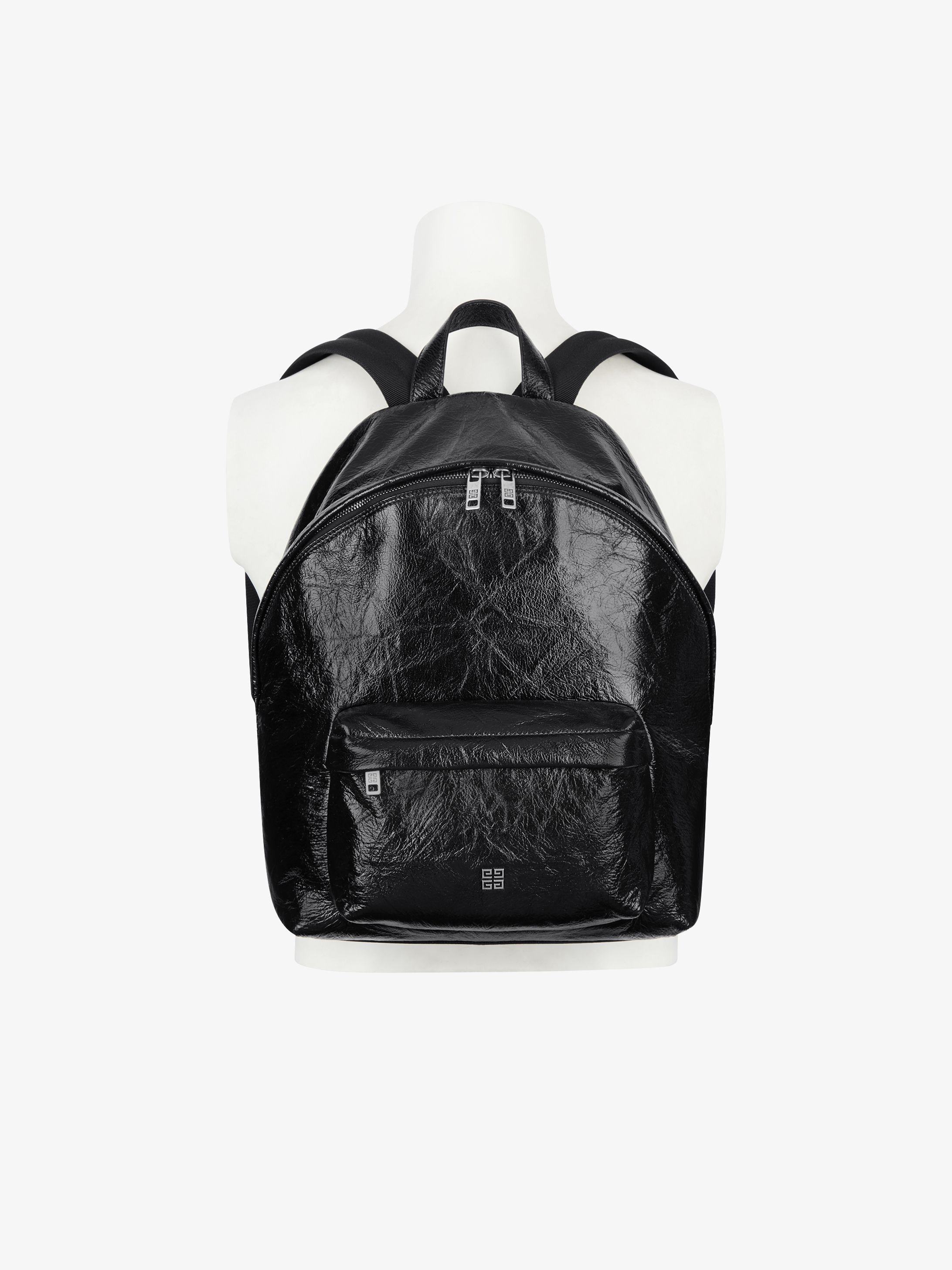 4fe4ef64fde6 Givenchy Backpack in vintage leather