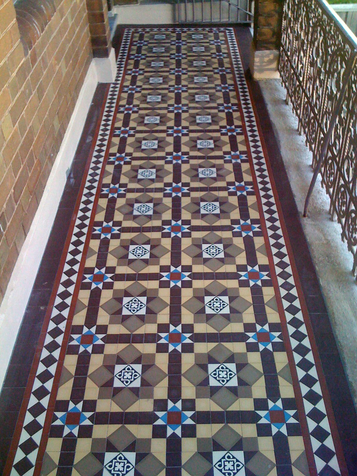 Pin by Tessellated Tile Factory on Tessellated Tiles ...