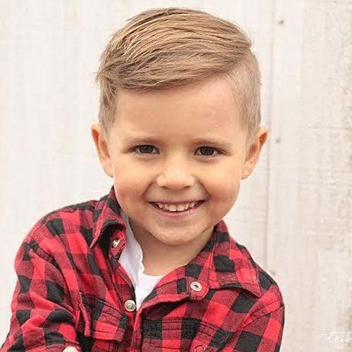 coole frisur für kleinkind boy | jungs frisuren, coole