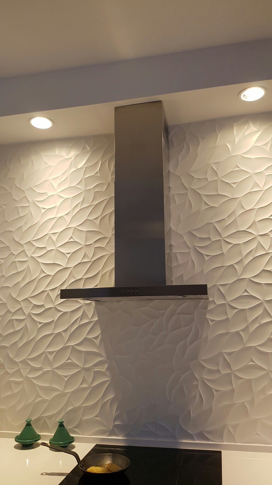 My New Backsplash Porcelanosa Oxo Interior Design