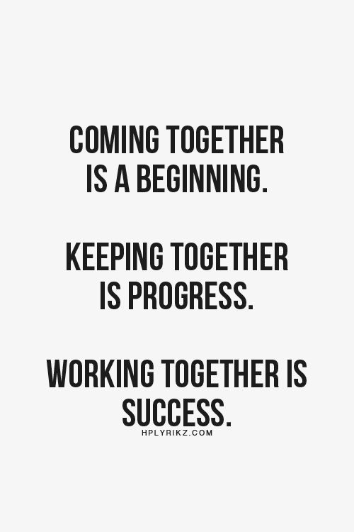 Working Together Quotes Classy 30 Best Teamwork Quotes  Pinterest  Teamwork Quotes Inspirational
