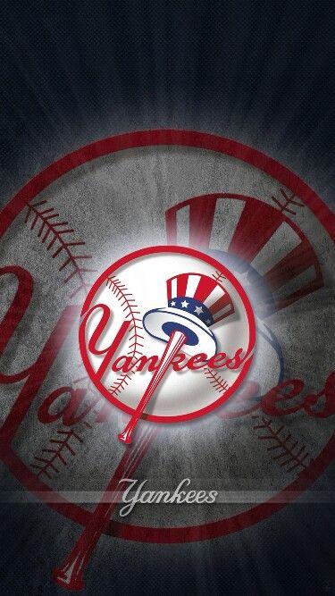 New York Yankees Iphone Wallpaper New York Yankees Yankees New York Yankees Logo