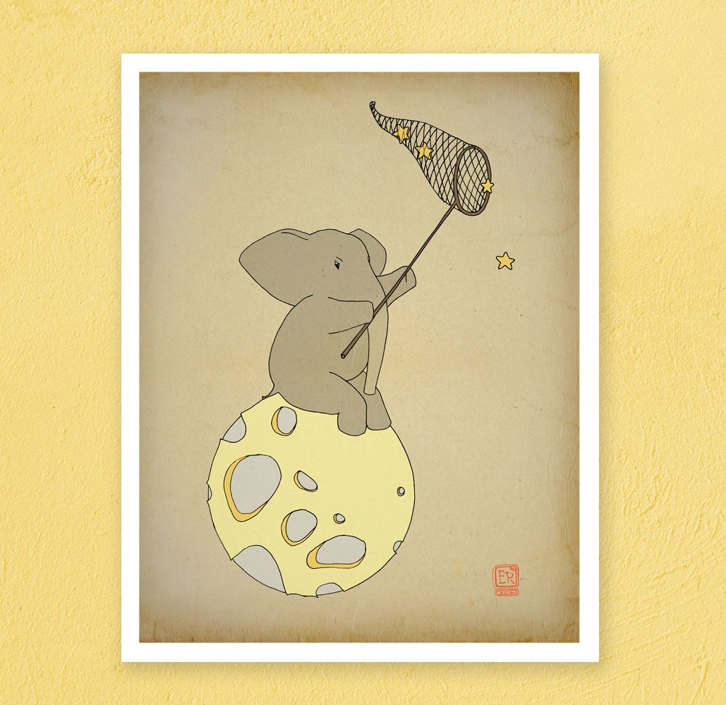 Exelent Etsy Nursery Wall Art Ideas - Wall Art Collections ...