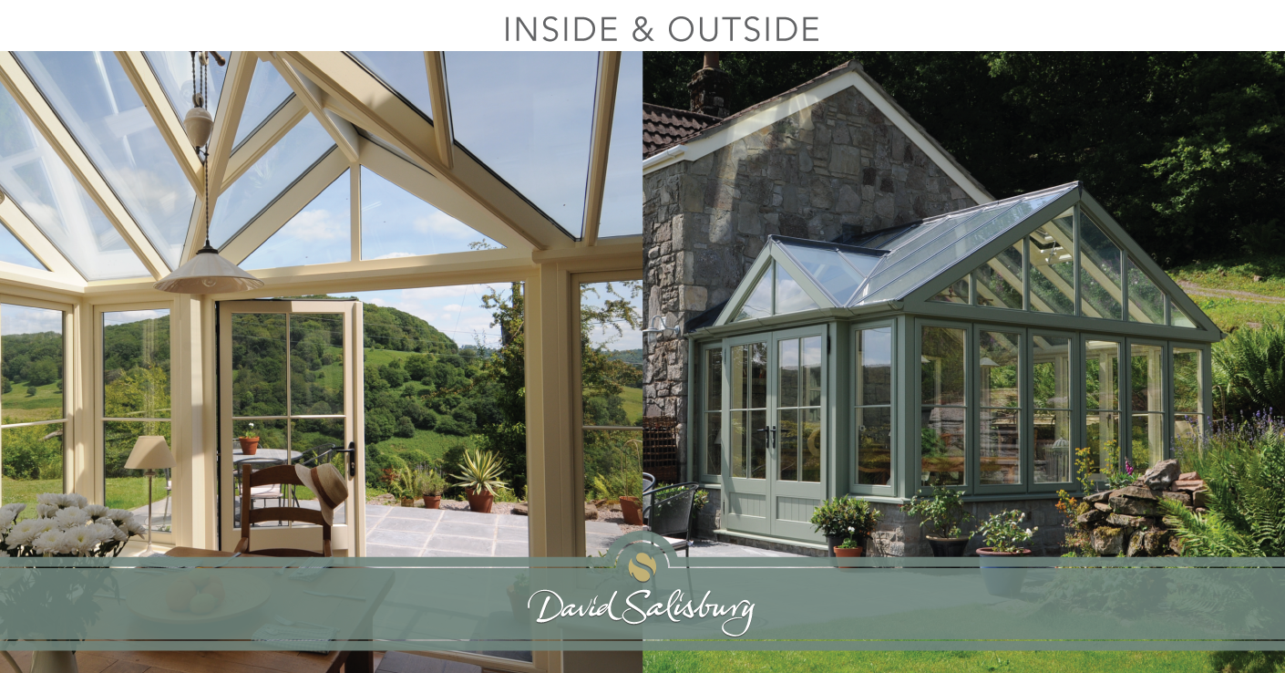 Wooden Conservatory In Rural Chepstow Conservatory Views Stunning View