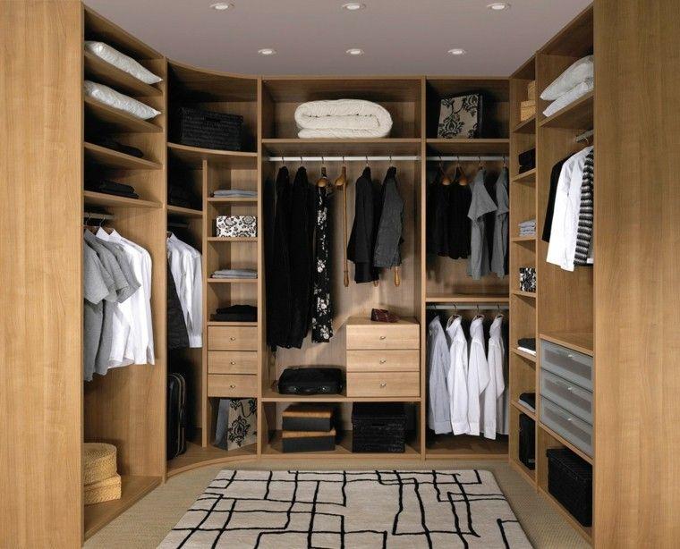 Vestidores grandes y armarios empotrados - 50 ideas House
