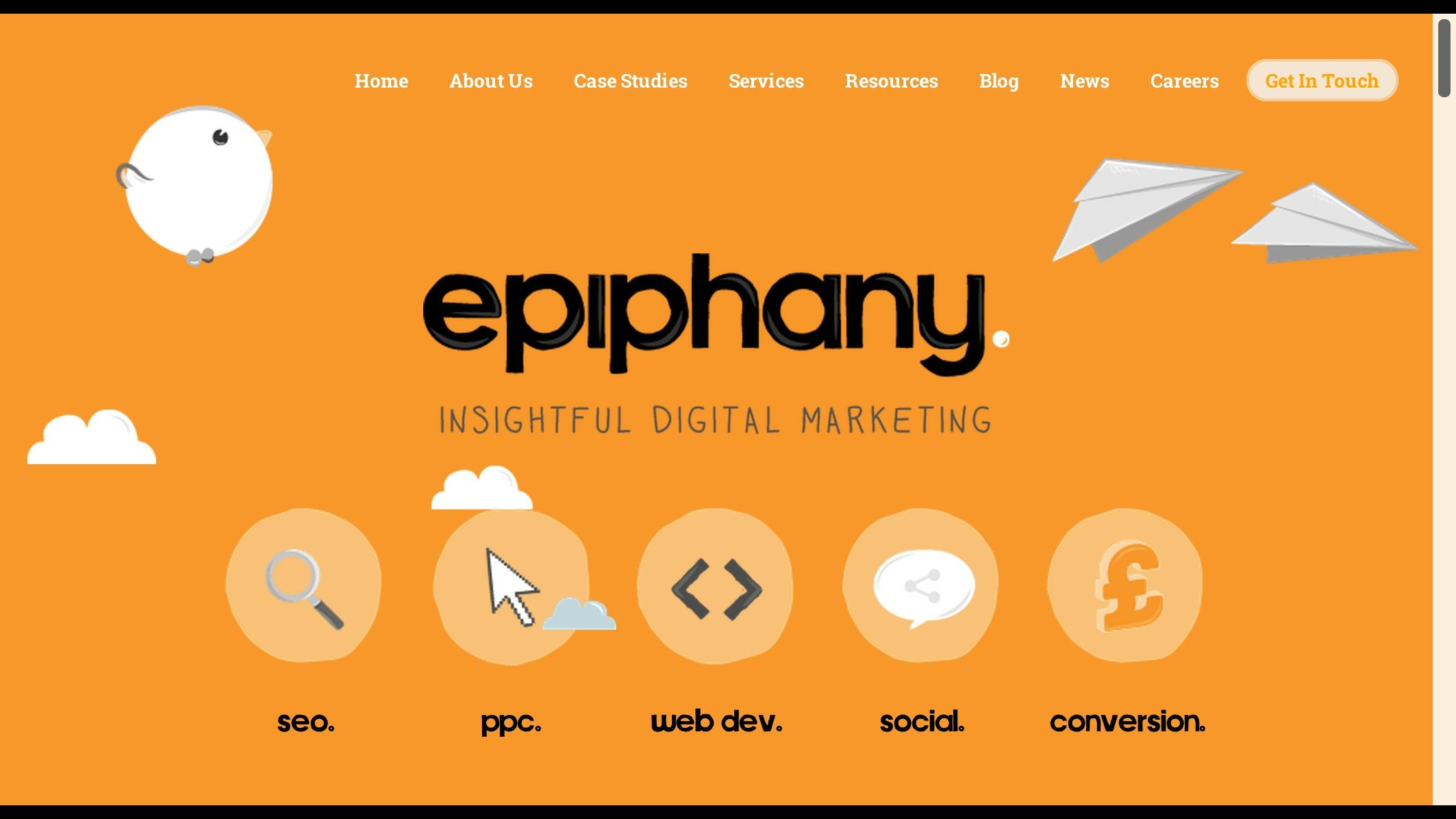 SEO & Search Engine Marketing Company - Digital Agency Leeds